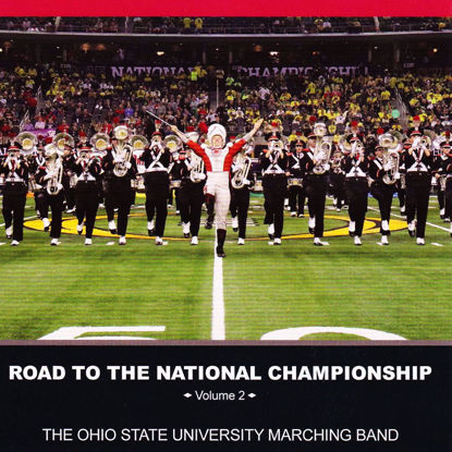 Road to the National Championship, Volume 2 CD Cover