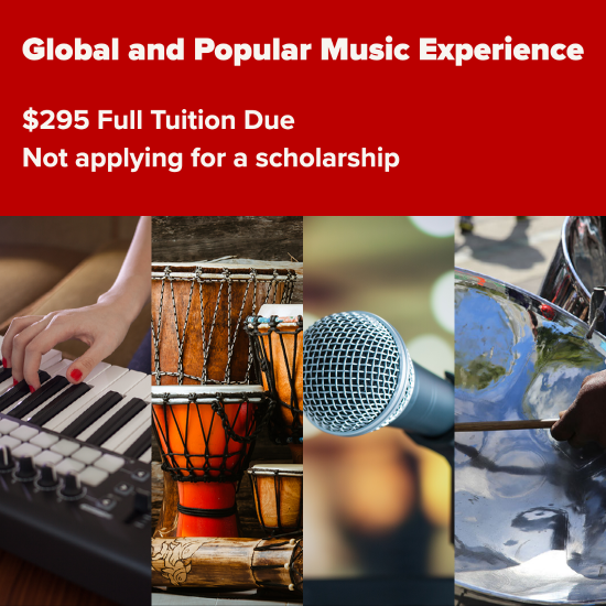 Picture of Global and Popular Music Experience (Full Tuition)